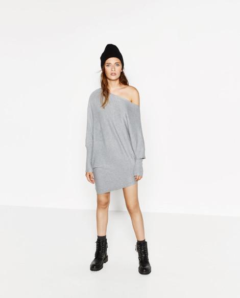 Objemný svetr