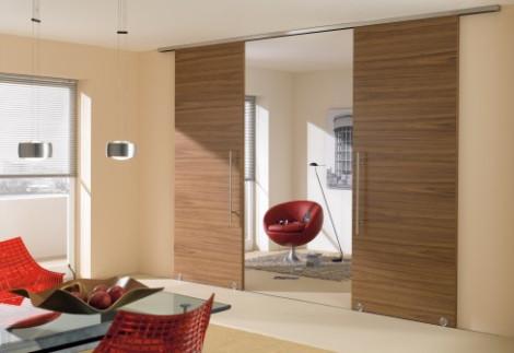 Moderní dveře doplní váš interiér