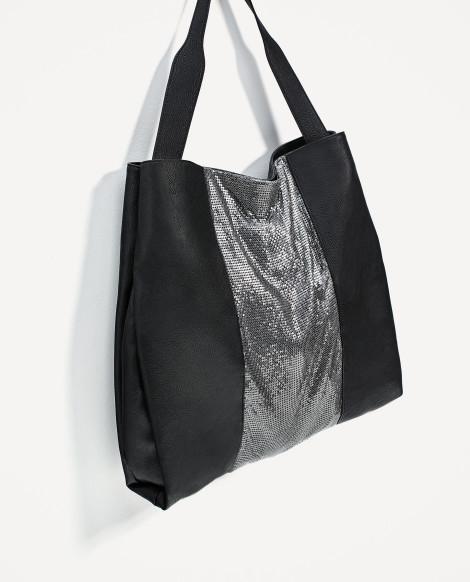 Objemná kabelka