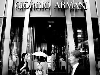 Giorgio Armani – skromný miliardář