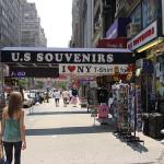 NY nákupy