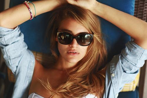 Letní speciál o slunečních brýlích II. část