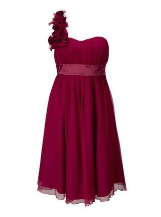 Červené šaty Fever London