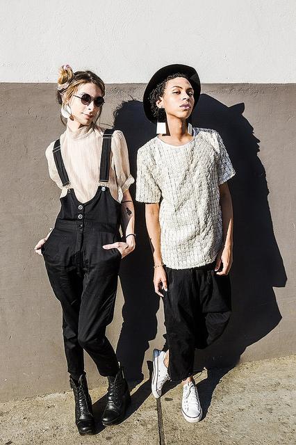 Dámská Genderless móda