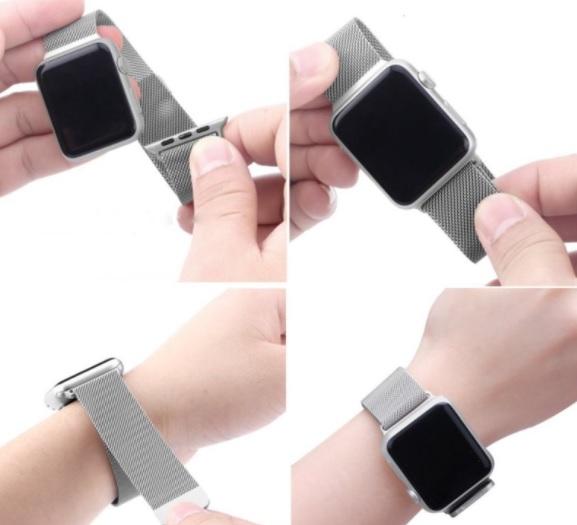 Jak si vybrat řemínek na Apple Watch?