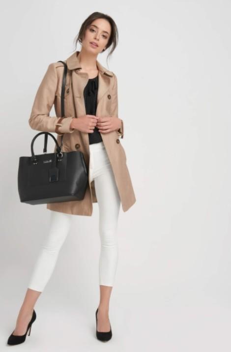 Hravý a elegantní outfit