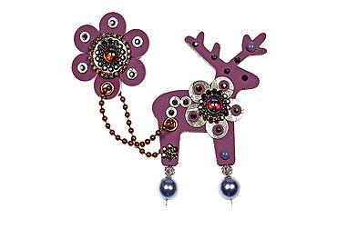 Víte, co jsou to jelení šperky?