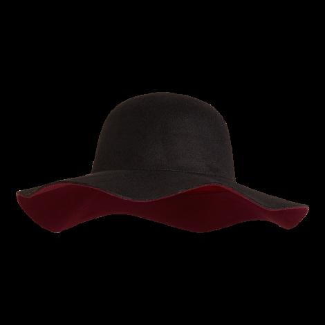 Černý klobouk