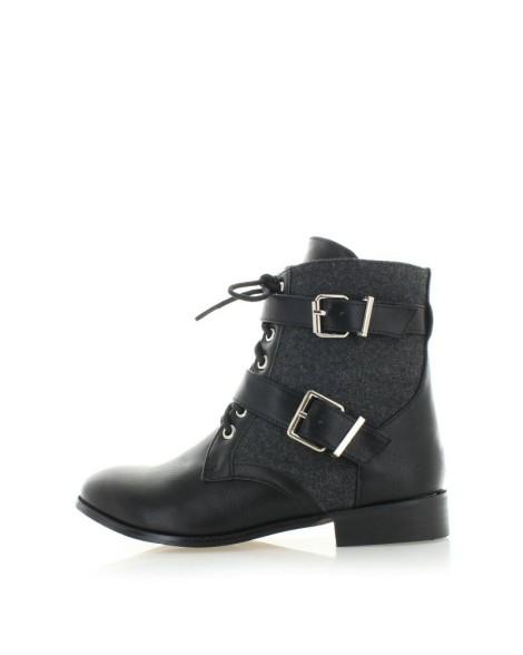 Kotníkové boty Lajin