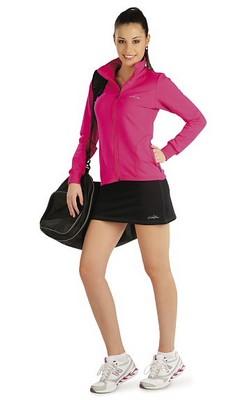 Krátká sportovní sukně