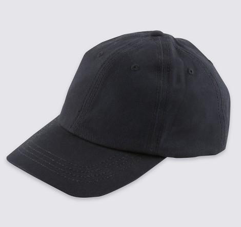 Černá kšiltovka