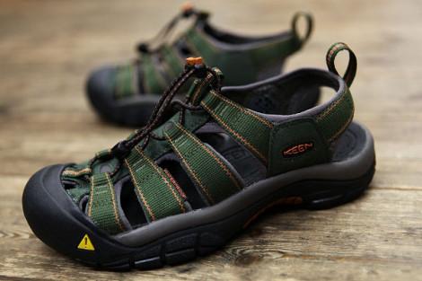 Letní sandále