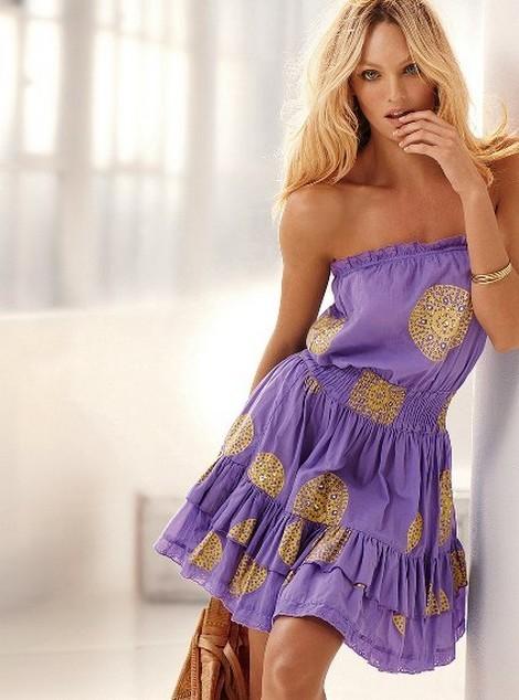 Každá žena by v šatníku měla mít letní šaty