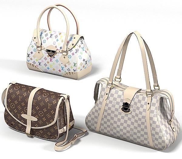 Luxusní kabelky Vuitton