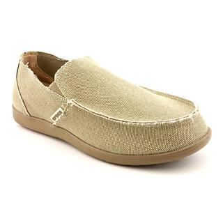 Crocs Mens Santa Slip On Khaki