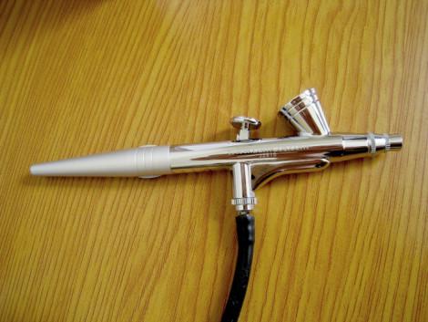 Airbrush pistole