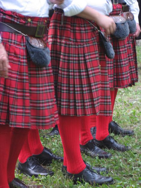 Skotské kilty