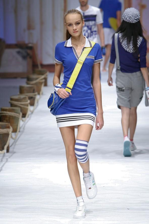 Sportovní šaty
