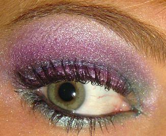 Unicorn oční stíny