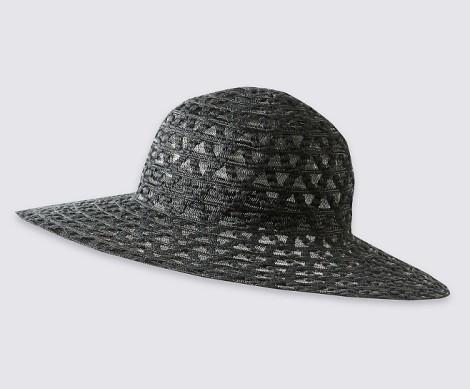 Velký klobouk Floppy
