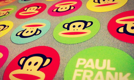 vzor paul frank