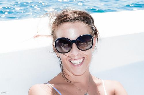 Letní speciál o slunečních brýlích I. část