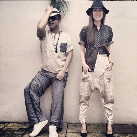 Dámská a pánská Genderless móda