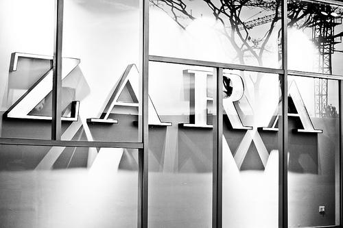 Zara – symbol elegance